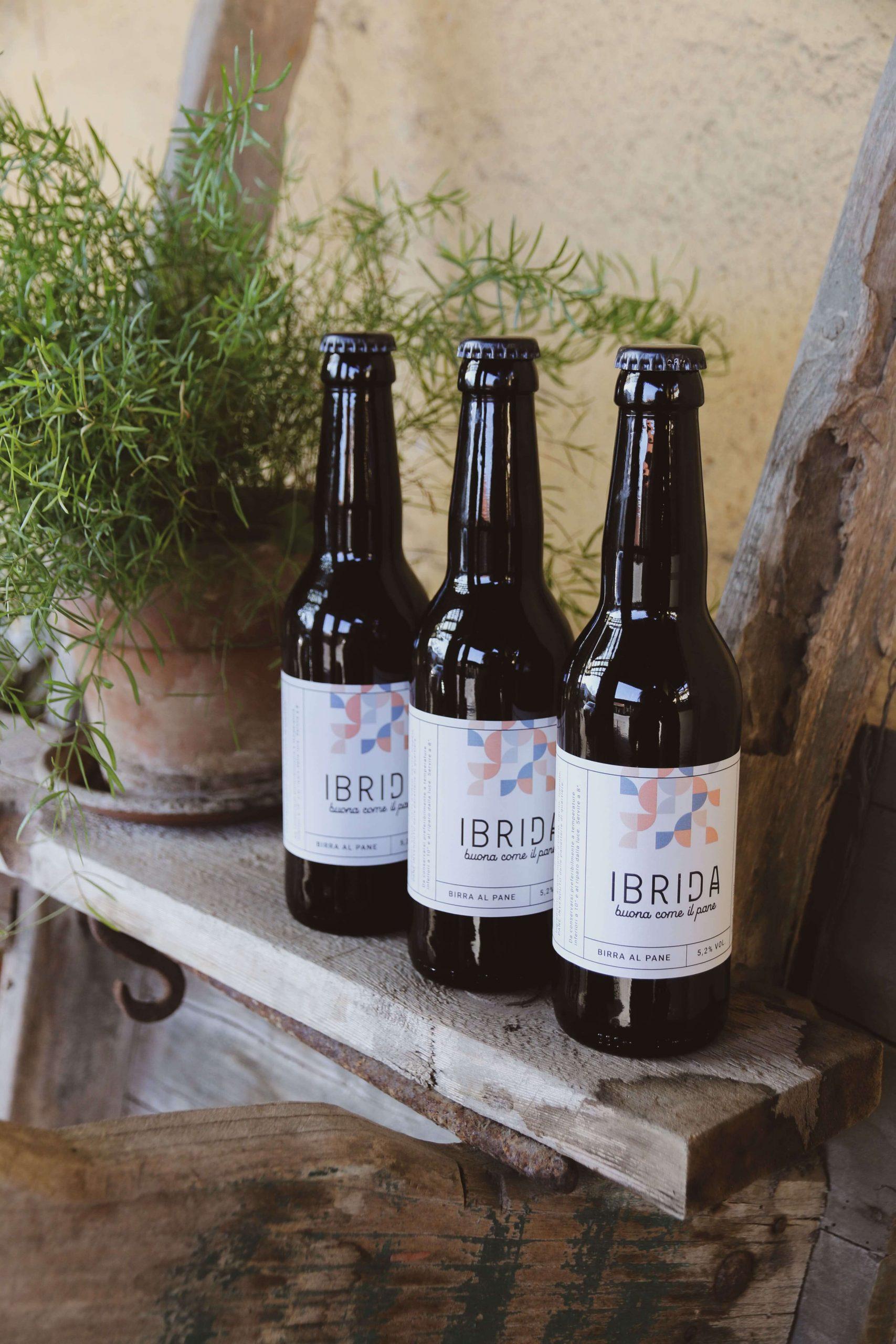 Ibrida birra in bottiglia